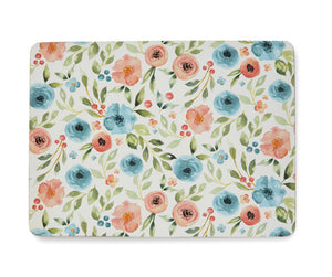 COUNTRY FLORAL SET OF 4 PLACEMATS