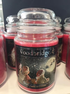 Woodbridge Santa's Magic Candle