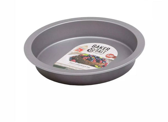 Baker & Salt Non Stick Sandwich Tin 20cm