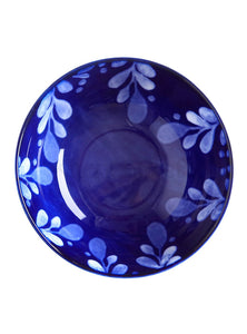 Maxwell & Williams Majolica 10cm Ink Blue Bowl