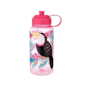 SASS AND BELLE TIKI TOUCAN WATER BOTTLE 1 LITRE