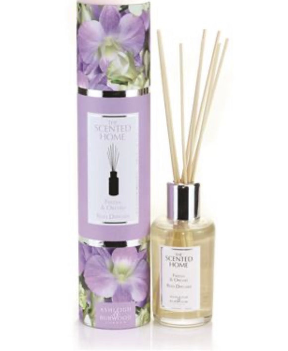 Scented Home Freesia & Orchid Diffuser 150ml