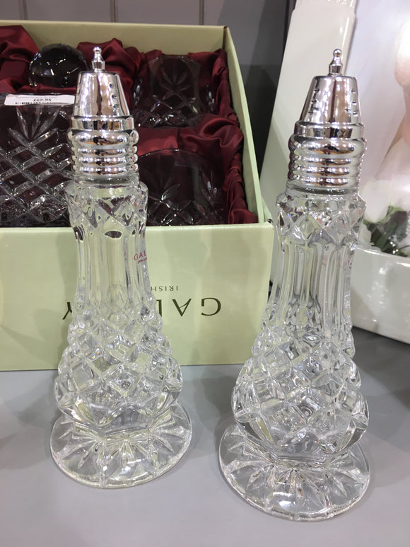 "Ashford 7.5"" Salt & Pepper Set"