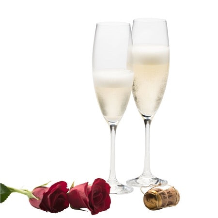 Elegance Champagne/Prosecco Pair
