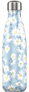 500ml Chilly's Bottle - Floral / Daisy