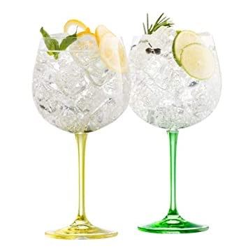 GIN and TONIC Lemon and Lime