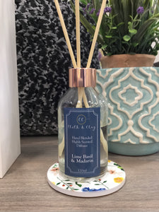 Cloth&Clay Diffuser - Goji Berry & Blood Orange