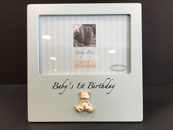 GIft Photo-frame Baby's 1st Birthday