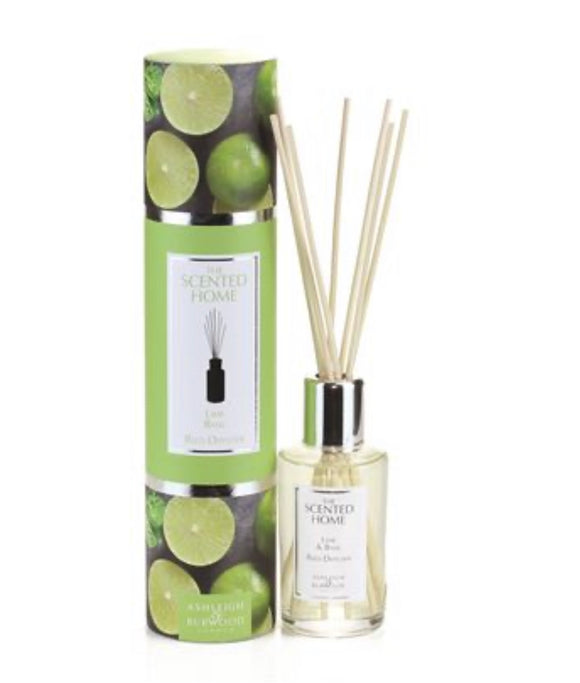 Scented Home Lime & Basil Diffuser 150ml