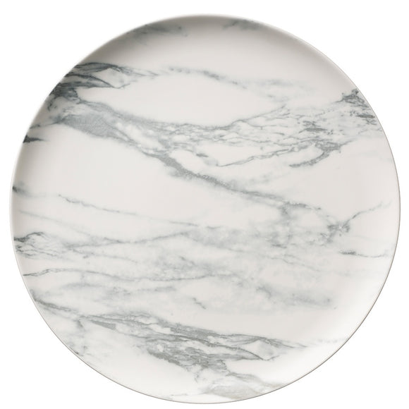 Belleek Marbled 26cm Dinner Plate