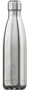 500ml Chilly's Bottle - SS / Stainless Steel