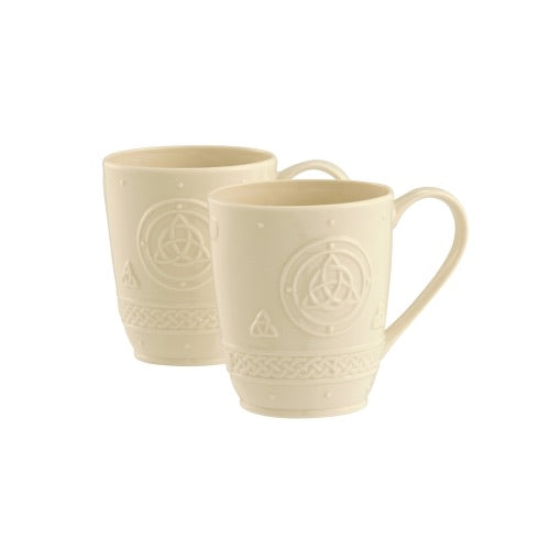Classic Celtic Pair Mugs