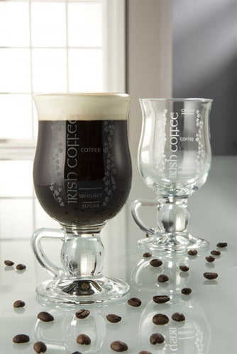Galway Irish Coffee Glasses