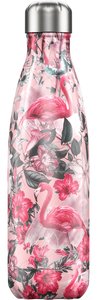 500ml Chilly's Bottle - Tropical / Flamingo