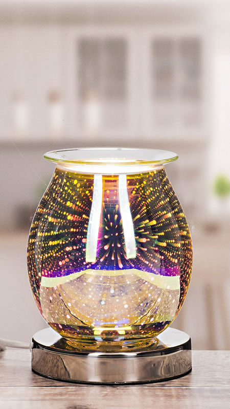Newgrange - 3D Glass Oil Diffuser
