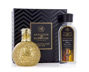 Ashleigh & Burwood Golden Orb + Moroccan Spice Gift Set