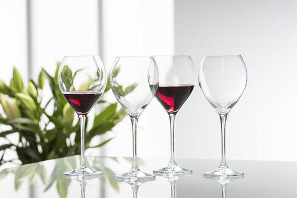 Clarity Red Wine Set of 4