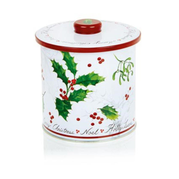 Holly Biscuit Barrel