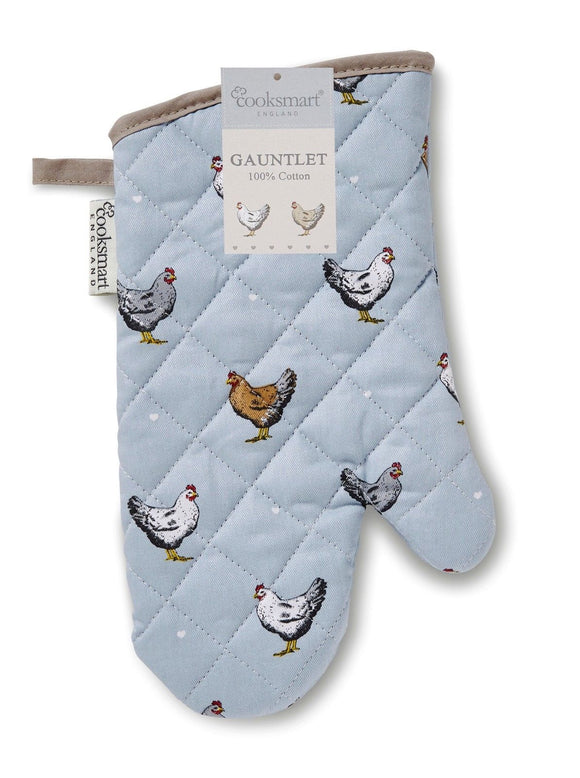 Farmers Kitchen Design Single Gauntlet Oven Glove