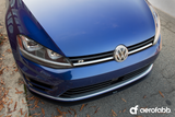 V2 Front Splitter (VW MK7 GOLF R)