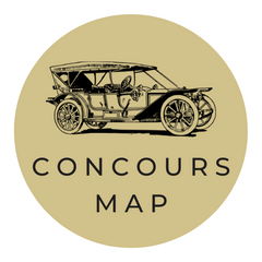Pebble Beach Concours Map