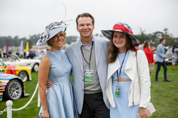 Pebble Beach Concours d'Elegance Tickets