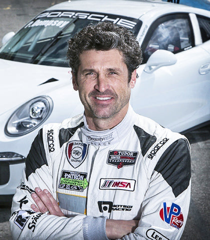 Friday Aug 16 At 1100 Am Racing Porsches With Patrick Dempsey Hurley Haywood