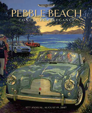 2007 Pebble Beach Concours d'Elegance Program