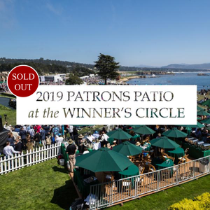 2019 Patrons Patio at the Winners Circle Tickets