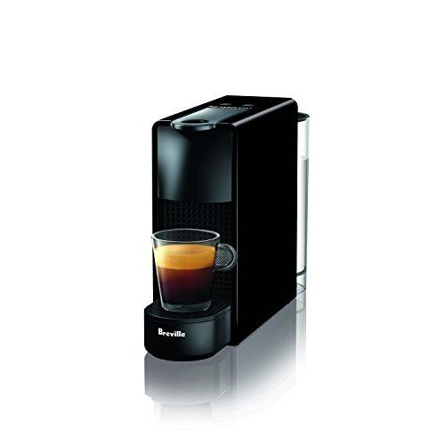 Breville BEC220BLK1AUC1 Nespresso Essenza Mini Espresso Machine, Black