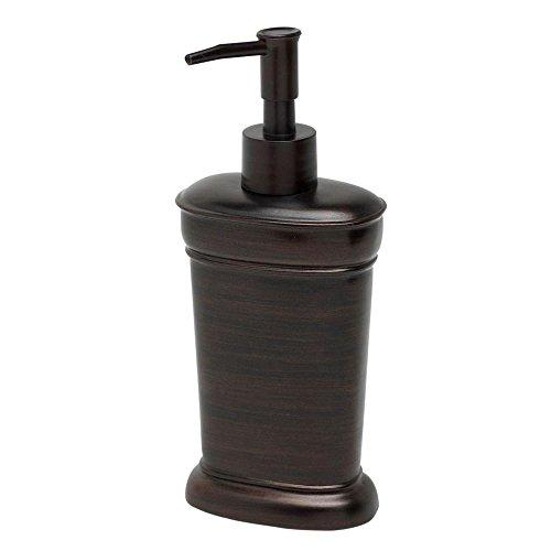Zenna Home, India Ink Marion Lotion or Soap Dispenser, Oil Rubbed Bronze