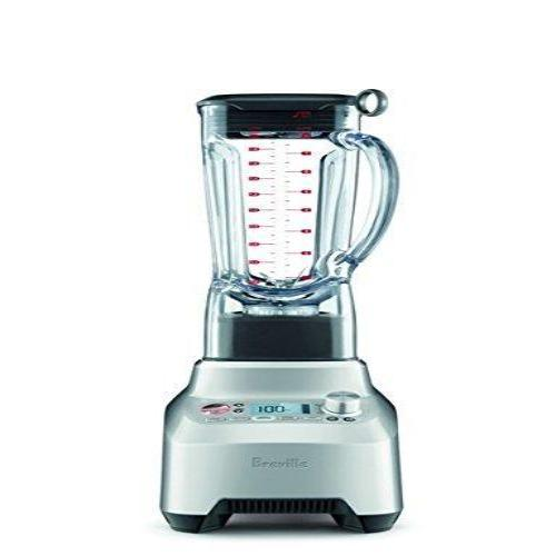 Breville BBL910XL Boss Easy to Use Superblender, Silver with 2 peak-horsepower motor