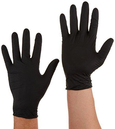 Black Dragon Microflex BD-1003-PF- Safety Gloves- Large