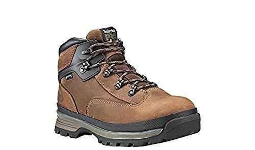 Timberland PRO EURO Hiker A1HC5 Mens Brown Waterproof Alloy Toe Work Boots