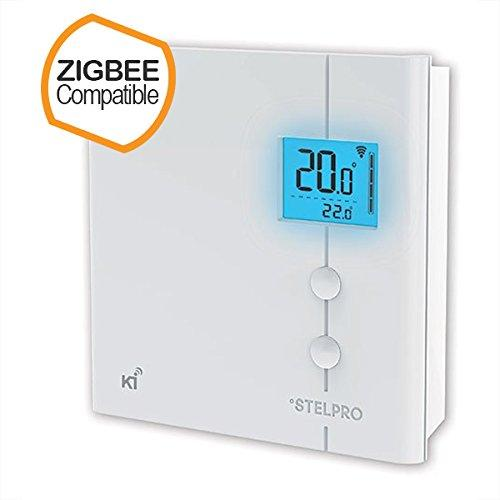 Stelpro STZ402+ ki WIFI Ready Smart Thermostat, ZigBee Ready