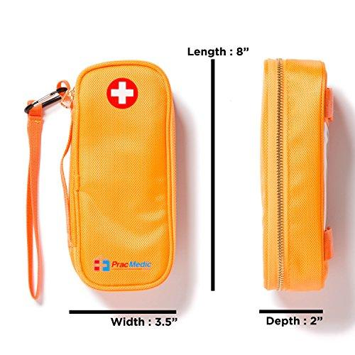 Pracmedic Epipen Carrying Case Or Insulin Case Premium Quality