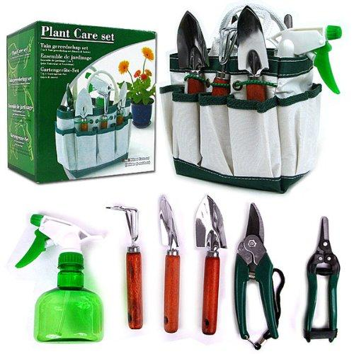 WMU - 7 in 1 Plant Care Garden Tool Set (indoor/outdoor)