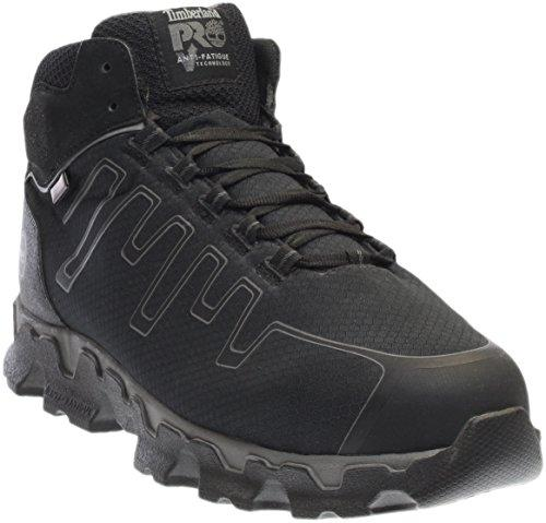 Timberland PRO A1GHM Powertrain Mens Black Alloy Toe Met Guard EH Work Boots