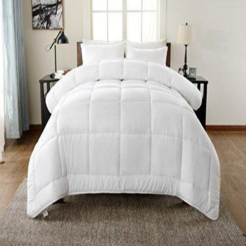 !! BEST SELLER !! Hotel Collection Queen Comforter- White