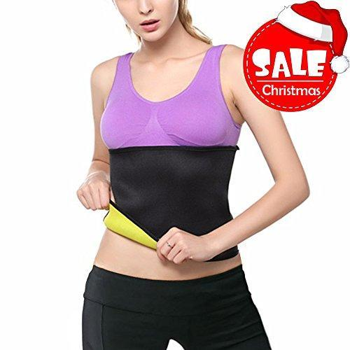 2ef1372361e4f FITVC Thermo Sweat Hot Shapers Slimming Sauna Belt Slim Waist Trainer  Trimmer Weight Loss Neoprene for