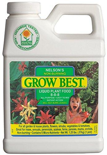 Grow Best 8-8-8 Liquid Plant Food