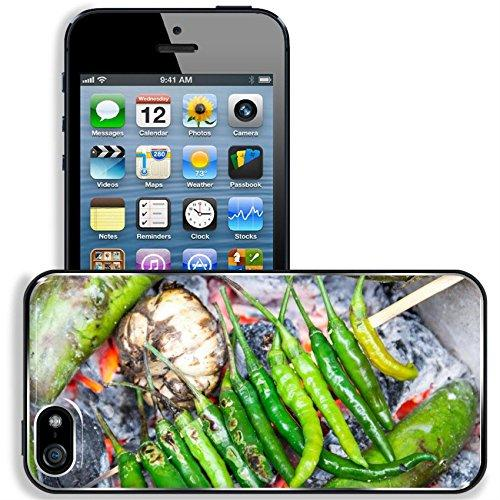Liili Apple iPhone 5 iPhone 5S Aluminum Backplate Bumper Snap iphone5/5s Case agriculture antocyanins aubergine color colorful cooking cuisine diet eating eggplant food fresh freshness garden g