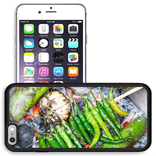 Liili Apple iPhone 6 plus iPhone 6S plus Aluminum Backplate Bumper Snap iphone6plus/6splus Case agriculture antocyanins aubergine color colorful cooking cuisine diet eating eggplant food fresh freshne