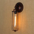 Retro Vintage Wall Light Lamp LED Style Loft Industrial Wall Lights Fixtures Edison Sconce Appliques Pared Murale