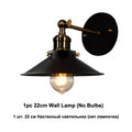 Vintage Wall Lamp Living Dining Room Modern Sconce Lighting Lamparas De Pared Wall Mounted Bedside Reading Light Creative Decor
