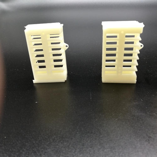 ZSTFree shipping 10 Pcs Functional Queen Cage Bee Match-box Moving Catcher Cage Beekeeping Tool