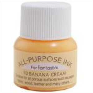 Tsukineko All Purpose Ink Banana Cream 090 Thread Art Supplies