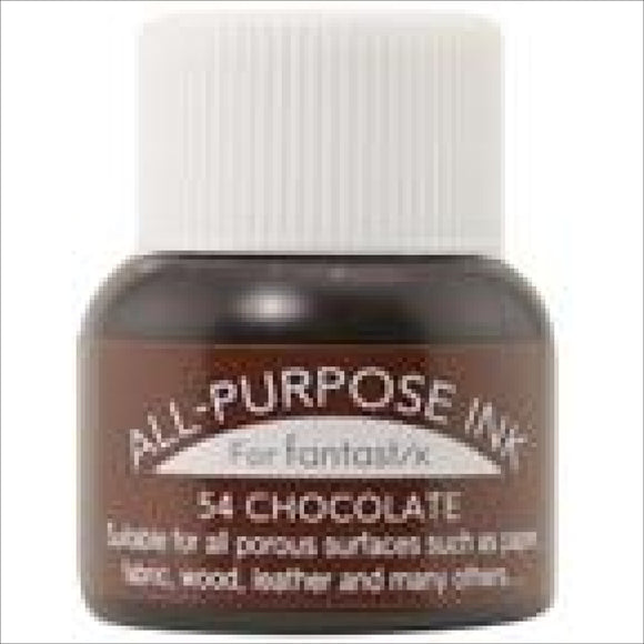 Tsukineko All Purpose Ink Chocolate 054 Thread Art Supplies