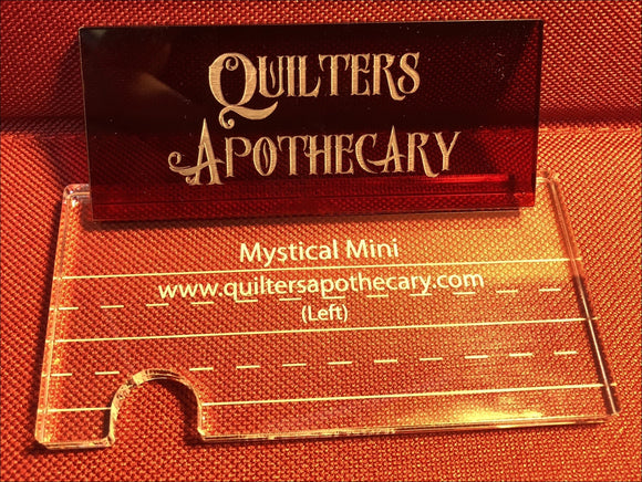 Mystical Mini For Left Handed Quilters Rulers