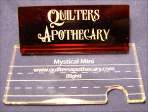 Mystical Mini For Right Handed Quilters Rulers